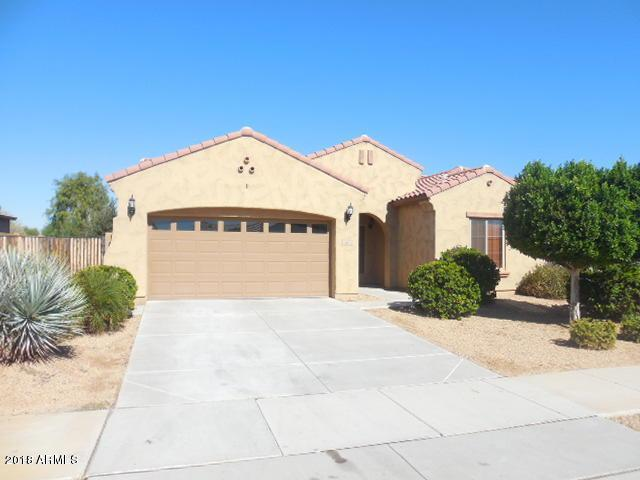 16740 W Pima Street, Goodyear, AZ 85338 (MLS #5832817) :: The Everest Team at My Home Group