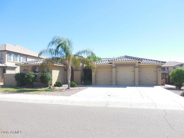 15331 W Elm Street, Goodyear, AZ 85395 (MLS #5832848) :: The Garcia Group @ My Home Group