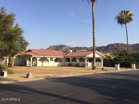 6512 N 63RD Place, Paradise Valley, AZ 85253 (MLS #5833226) :: My Home Group
