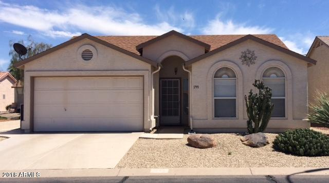 1793 E Colonial Drive #0, Chandler, AZ 85249 (MLS #5834724) :: The Garcia Group @ My Home Group