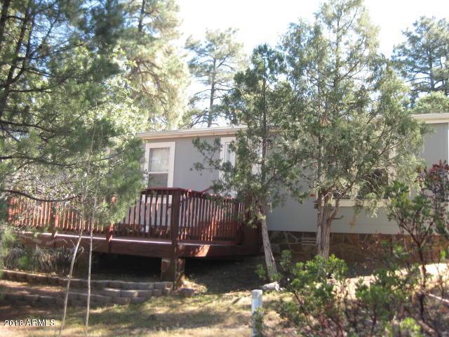 1105 N Ponderosa Circle, Payson, AZ 85541 (MLS #5834872) :: The Garcia Group @ My Home Group