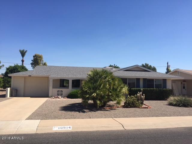 10914 W Cherry Hills Drive E, Sun City, AZ 85351 (MLS #5835110) :: Desert Home Premier
