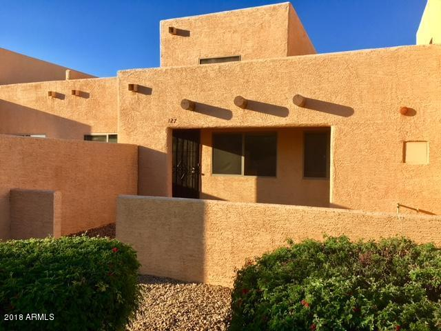 8940 W Olive Avenue #127, Peoria, AZ 85345 (MLS #5835298) :: Yost Realty Group at RE/MAX Casa Grande