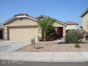 214 N 222ND Drive, Buckeye, AZ 85326 (MLS #5835543) :: Devor Real Estate Associates