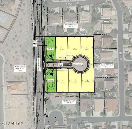 0 N 99th Avenue, Peoria, AZ 85383 (MLS #5836264) :: Kepple Real Estate Group