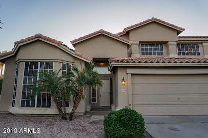654 N Yucca Street, Chandler, AZ 85224 (MLS #5836407) :: Kepple Real Estate Group
