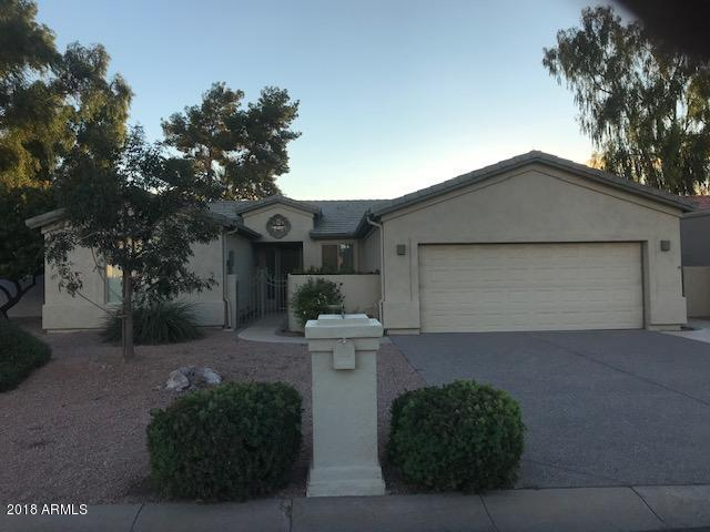 9406 E Fairway Boulevard, Sun Lakes, AZ 85248 (MLS #5836597) :: Phoenix Property Group