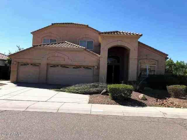 163 W Briarwood Terrace, Phoenix, AZ 85045 (MLS #5838506) :: The W Group
