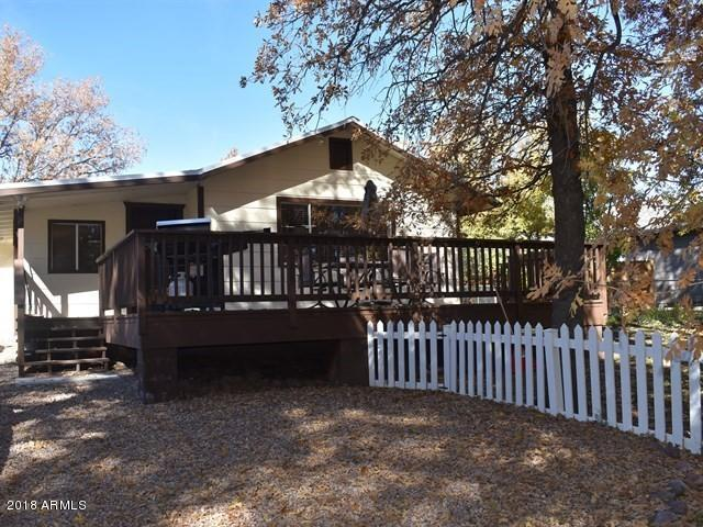 1512 W Walnut Lane, Lakeside, AZ 85929 (MLS #5839580) :: The Kenny Klaus Team