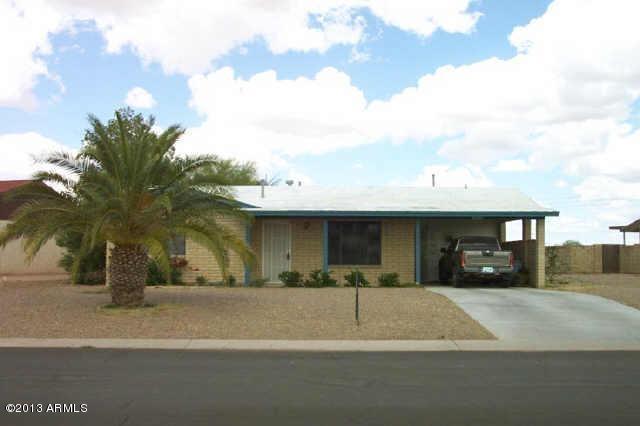 8158 W Santa Cruz Boulevard, Arizona City, AZ 85123 (MLS #5839825) :: Yost Realty Group at RE/MAX Casa Grande