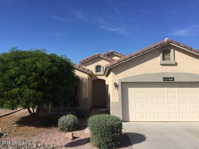 16872 W Cottonwood Street, Surprise, AZ 85388 (MLS #5839877) :: The Garcia Group