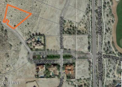 21098 W Canyon 53 Drive, Buckeye, AZ 85396 (MLS #5840568) :: CC & Co. Real Estate Team