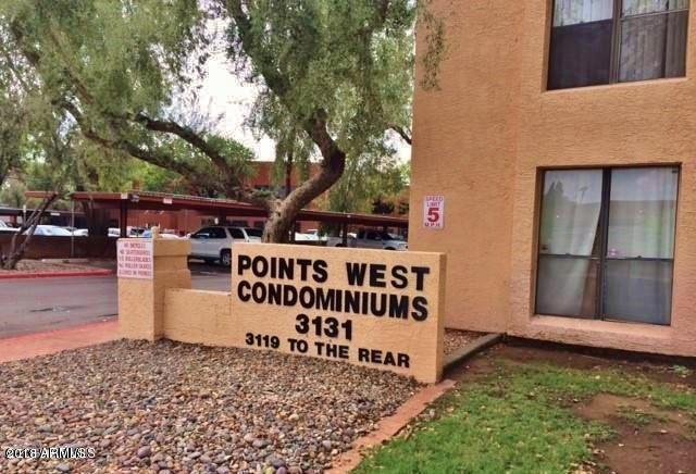 3131 W Cochise Drive #122, Phoenix, AZ 85051 (MLS #5842066) :: Lux Home Group at  Keller Williams Realty Phoenix