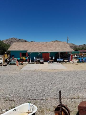 22020 S State Route 89, Yarnell, AZ 85362 (MLS #5842251) :: Yost Realty Group at RE/MAX Casa Grande