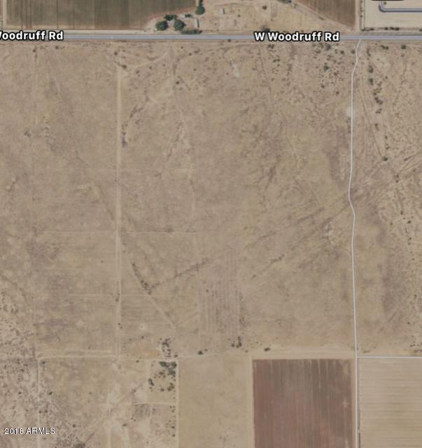 0 S Woodruff Road, Coolidge, AZ 85128 (MLS #5843744) :: The Daniel Montez Real Estate Group