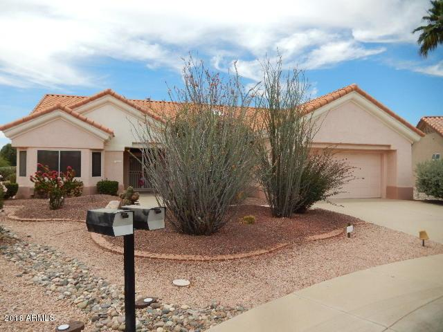 14519 W Corral Drive, Sun City West, AZ 85375 (MLS #5844049) :: Arizona Best Real Estate