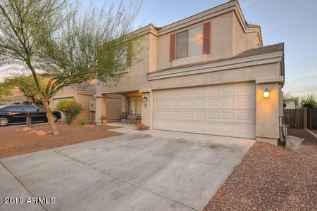 10747 W Coolidge Street, Phoenix, AZ 85037 (MLS #5844075) :: The Garcia Group