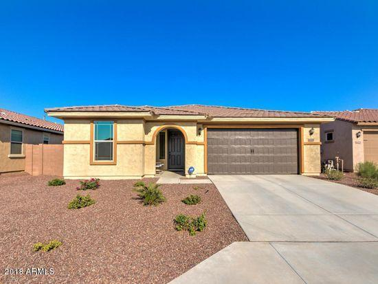3455 S 185TH Drive, Goodyear, AZ 85338 (MLS #5844363) :: The W Group