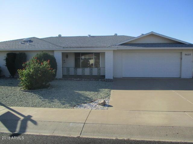 9627 W Willowbrook Drive, Sun City, AZ 85373 (MLS #5845081) :: The Property Partners at eXp Realty