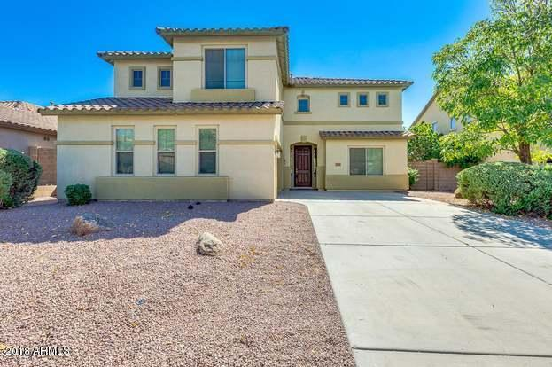 3153 E Andre Avenue, Gilbert, AZ 85298 (MLS #5846484) :: The Garcia Group