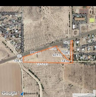 445 W Az-287 Highway, Florence, AZ 85132 (MLS #5846591) :: The Bill and Cindy Flowers Team