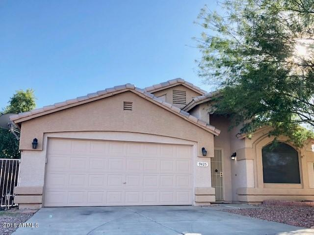 9425 W Cinnabar Avenue, Peoria, AZ 85345 (MLS #5846718) :: Brett Tanner Home Selling Team