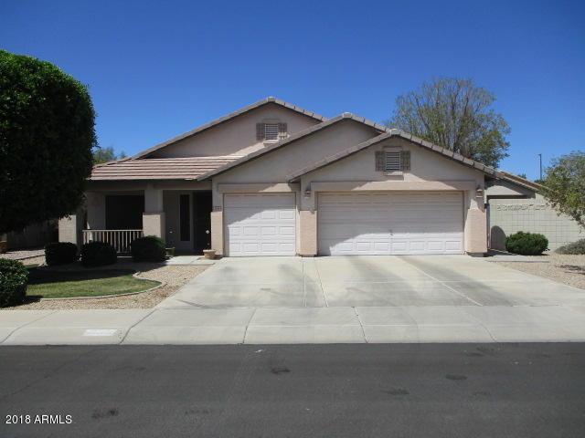 1166 E Erie Street, Gilbert, AZ 85295 (MLS #5847011) :: Revelation Real Estate