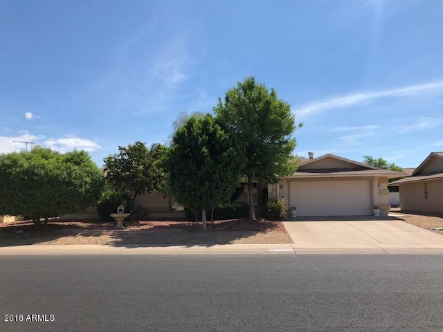 17423 N Country Club Drive, Sun City, AZ 85373 (MLS #5847469) :: The Garcia Group