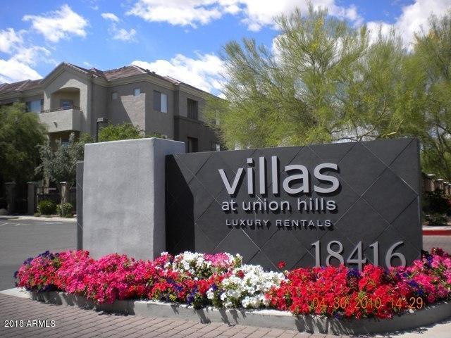 18416 N Cave Creek Road #2001, Phoenix, AZ 85032 (MLS #5847622) :: RE/MAX Excalibur
