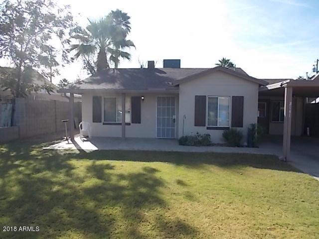 2141 E Sheridan Street Rear, Phoenix, AZ 85006 (MLS #5848725) :: Yost Realty Group at RE/MAX Casa Grande