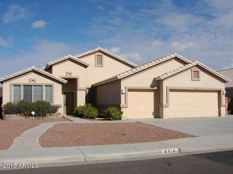 8616 W Jenan Drive, Peoria, AZ 85345 (MLS #5848888) :: Power Realty Group Model Home Center