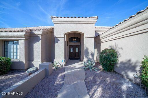 14886 N 90TH Place, Scottsdale, AZ 85260 (MLS #5849047) :: Power Realty Group Model Home Center