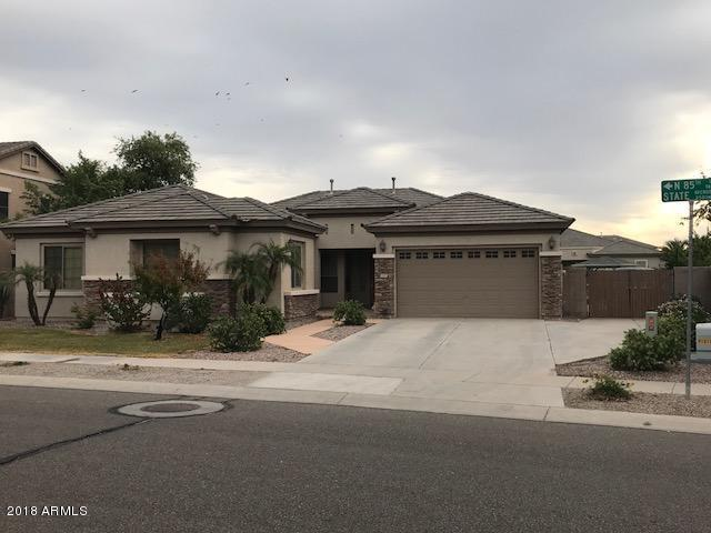 7401 N 85TH Lane, Glendale, AZ 85305 (MLS #5849432) :: The Property Partners at eXp Realty
