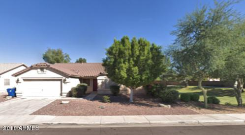 16107 N 137TH Drive, Surprise, AZ 85374 (MLS #5850500) :: Arizona Best Real Estate