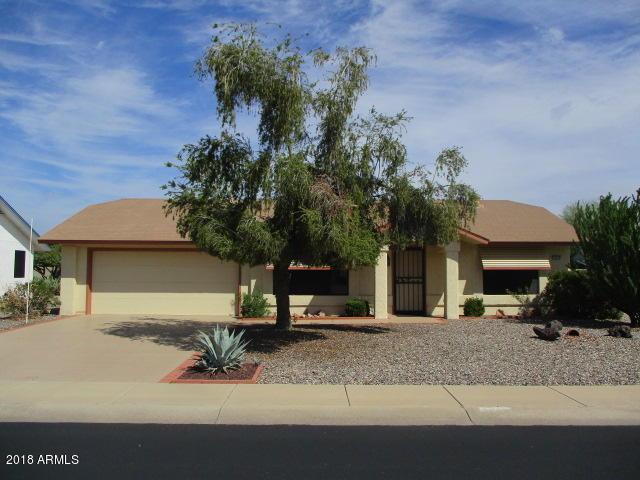 13714 W Tartan Drive, Sun City West, AZ 85375 (MLS #5851970) :: Conway Real Estate