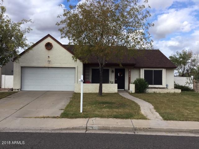 1326 E Utopia Road, Phoenix, AZ 85024 (MLS #5852735) :: RE/MAX Excalibur