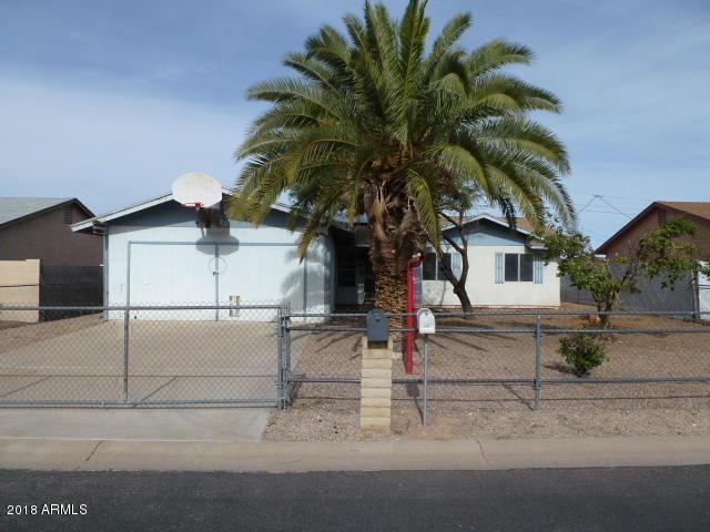 546 W 21ST Avenue, Apache Junction, AZ 85120 (MLS #5853707) :: The Daniel Montez Real Estate Group
