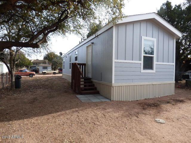 703 E Frontier Street #39, Payson, AZ 85541 (MLS #5854055) :: The Daniel Montez Real Estate Group