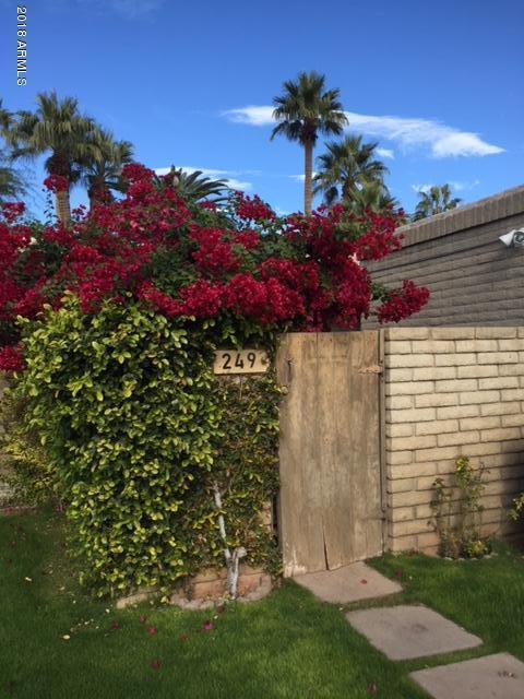 4800 N 68TH Street #249, Scottsdale, AZ 85251 (MLS #5855655) :: Arizona Best Real Estate