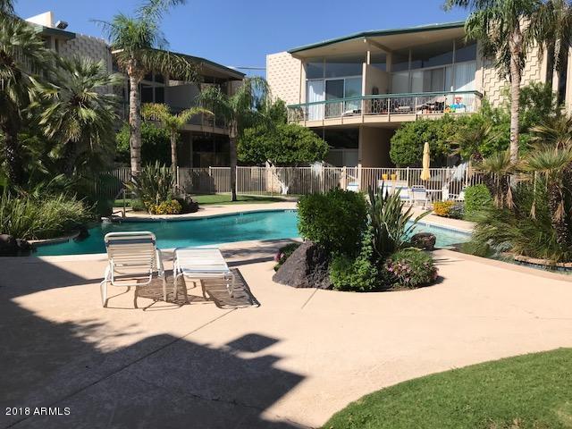 334 W Medlock Drive D102, Phoenix, AZ 85013 (MLS #5855725) :: The Results Group