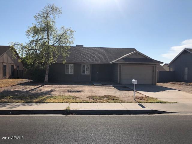 6534 N 71ST Avenue, Glendale, AZ 85303 (MLS #5855903) :: The Results Group