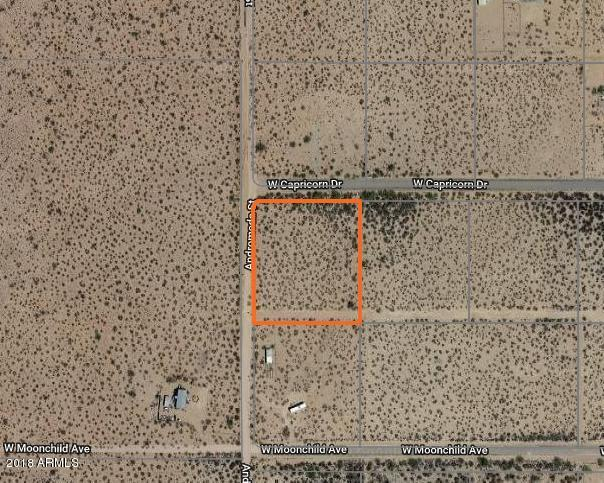 0 W Capricorn Drive, Eloy, AZ 85131 (MLS #5855981) :: Yost Realty Group at RE/MAX Casa Grande