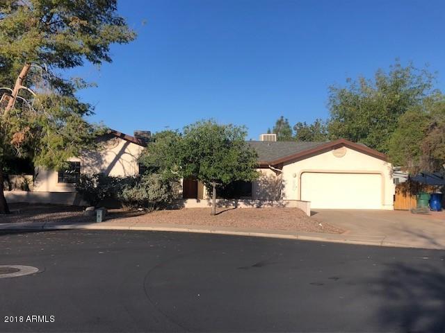 630 S 31ST Circle, Mesa, AZ 85204 (MLS #5856758) :: Kepple Real Estate Group