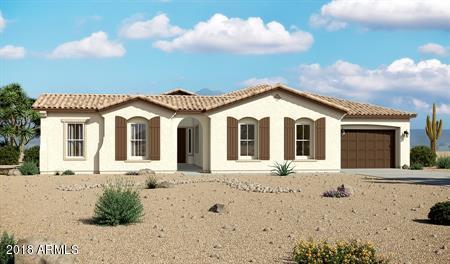 23115 E Desert Hills Drive, Queen Creek, AZ 85142 (MLS #5856807) :: Kepple Real Estate Group