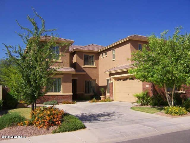 3938 E Gemini Place, Chandler, AZ 85249 (MLS #5858374) :: The Kenny Klaus Team