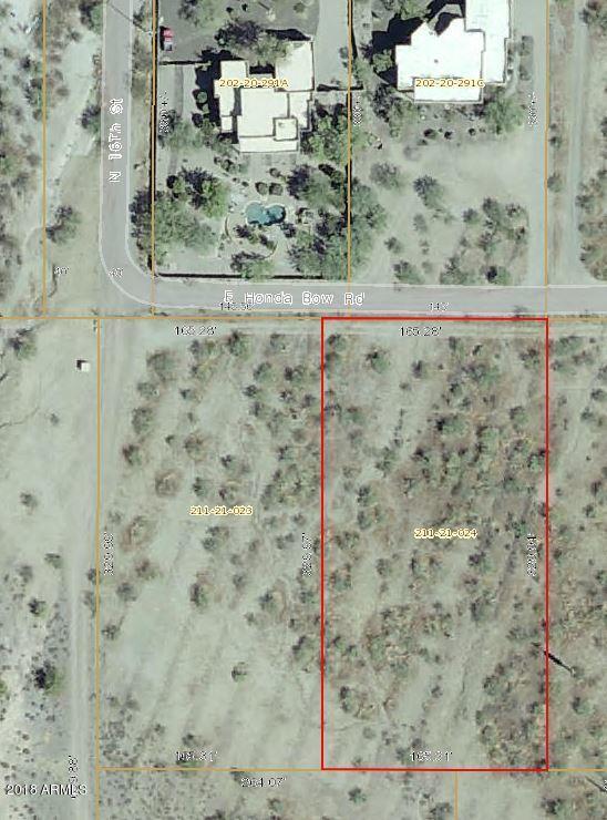 1604X E Honda Bow Road, Phoenix, AZ 85087 (MLS #5859826) :: RE/MAX Excalibur