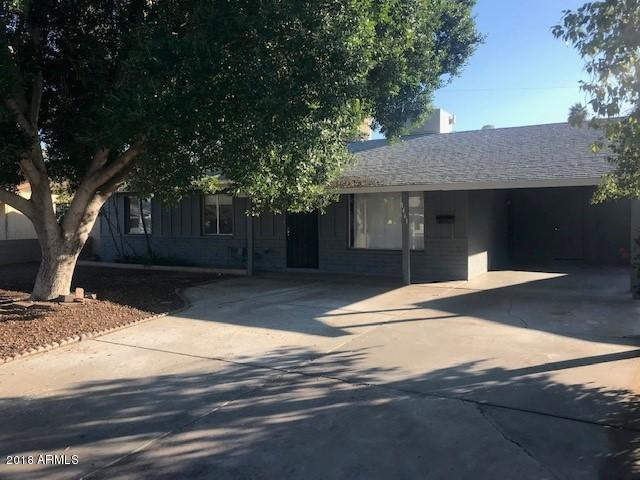 1461 W Capri Avenue, Mesa, AZ 85202 (MLS #5860273) :: The Pete Dijkstra Team