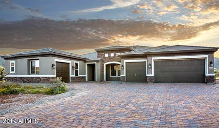 5327 E Prickley Pear Road, Cave Creek, AZ 85331 (MLS #5862034) :: The Daniel Montez Real Estate Group