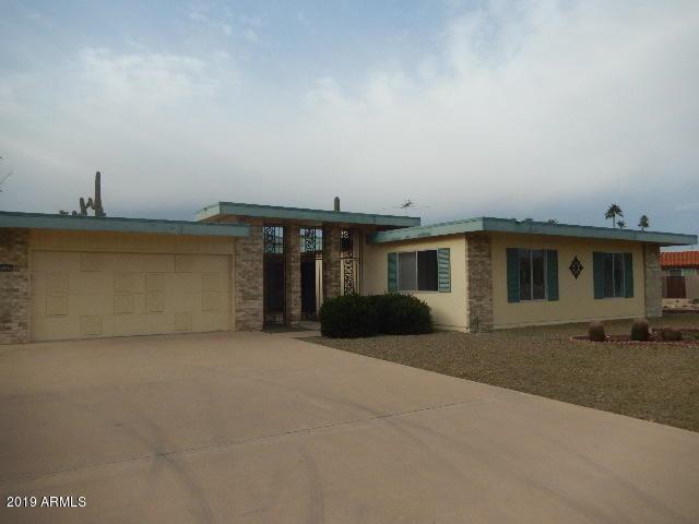 10906 W Jezebel Drive, Sun City, AZ 85373 (MLS #5862539) :: Conway Real Estate