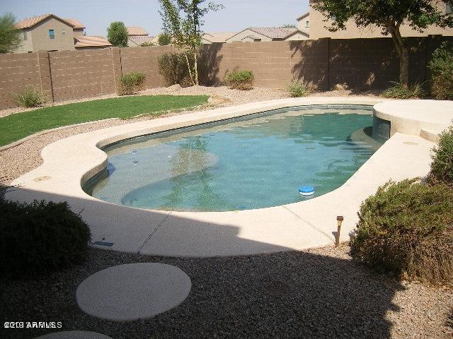 42324 W Posada Drive, Maricopa, AZ 85138 (MLS #5863961) :: The Pete Dijkstra Team